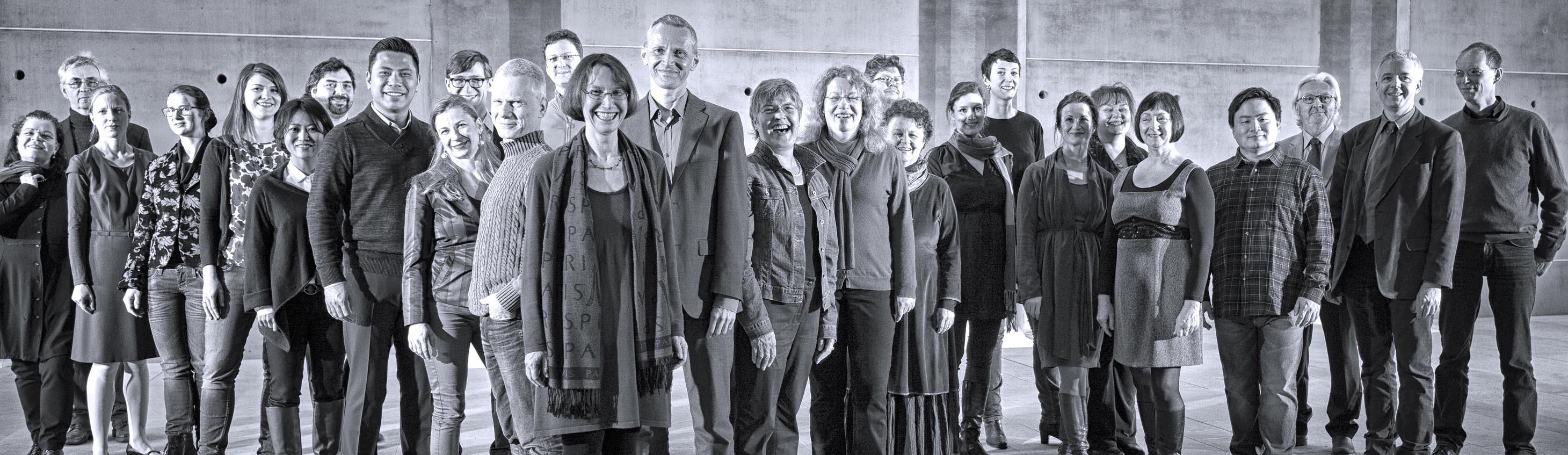 RIAS Kammerchor - ein Ensemble der roc berlin